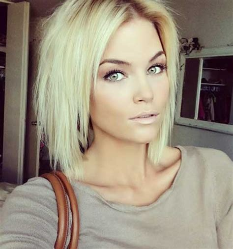 Gorgeous Blonde Bob Hairstyles That Amaze You