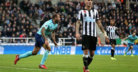 Newcastle 0-1 Bournemouth RECAP - Desperate stoppage time ...