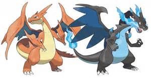 pokemon x y mega evolutions