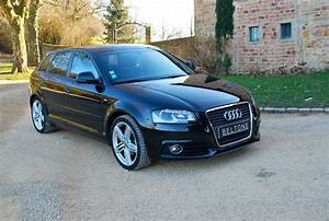 Audi A3 S Line 2010 : beltone automobiles audi a3 sportback tdi 140 s line plus occasion ~ Gottalentnigeria.com Avis de Voitures
