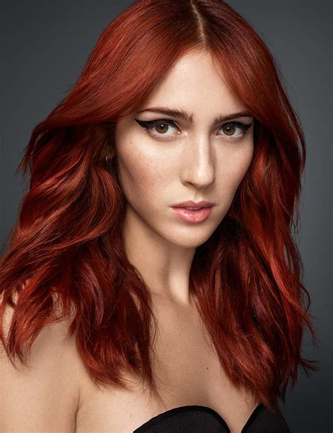 Red Haircolor Dark Red Hair Bright Red Hair Red Hair