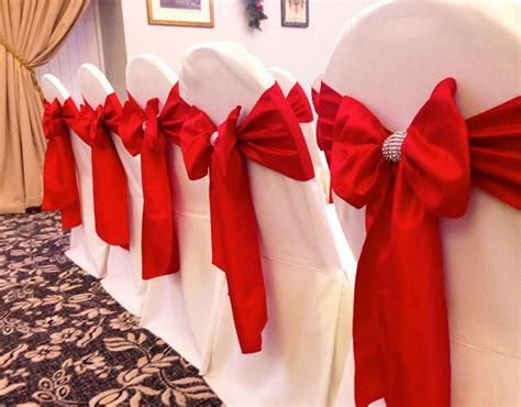 chair cover hire sash bows hire wedding table swagging venue styling sophisticated