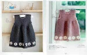 Babies Crochet Dress Patterns Free