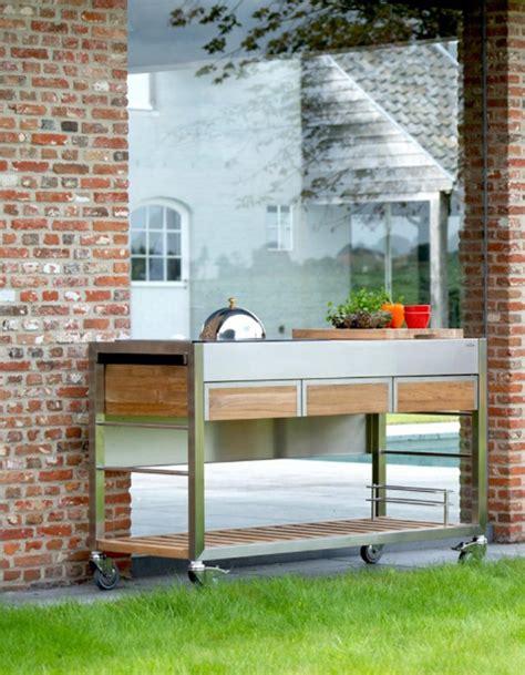 amenagement cuisine exterieure cuisine extérieure 15 modèles pratiques et esthétiques