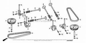 Honda Engines Gcv530u Qea1 Engine  Jpn  Vin  Gjadk