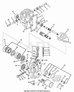 Kubota B6100 Parts Diagram