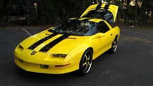 94 Bumblebee Camaro On 22 U0026 39 S