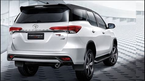 new toyota fortuner 2018 india trd sportivo features launch date and specifications
