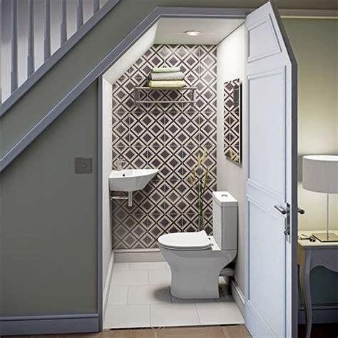 Kleines Bad Unter Treppe by Wc Unter Stiege Wohnideen Kleine Toilette Badezimmer
