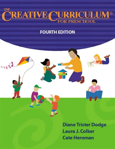 the creative curriculum for preschool fourth edition 251 | the creative curriculum for preschool fourth edition cover