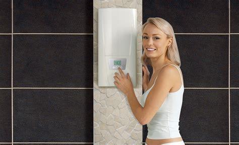 Warmwasserboiler Für Dusche by Boiler Durchlauferhitzer Warmwasserspeicher Sanit 228 R