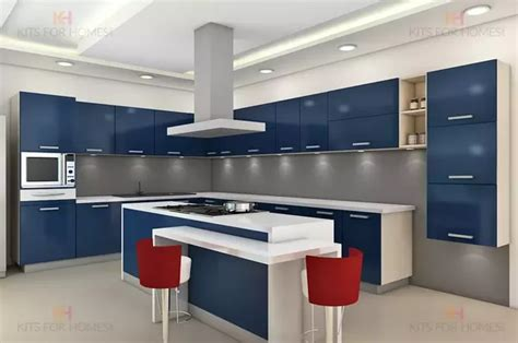 What Is The Best Colour Combinations For Modular Kitchen