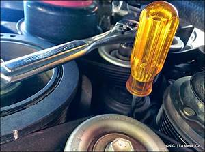 When To Replace The Serpentine Belt