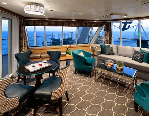 Two Bedroom AquaTheater Suite With Balcony On Harmony Of The Seas One Bedroom AquaTheater Suite ...