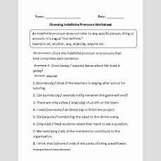Englishlinxcom  Pronouns Worksheets