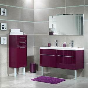 Meuble Evier Salle De Bain : des nouveaut s salle de bain pop ethno chics chez ~ Dailycaller-alerts.com Idées de Décoration