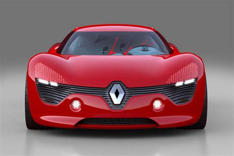 Renault Car :  The Renault Dezir Concept