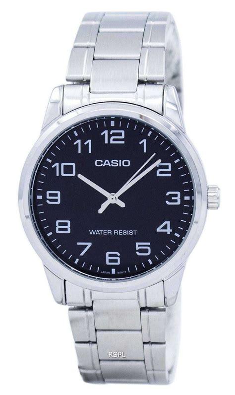 Casio Quartz Mtp 1183a casio quartz analog mtp v001d 1b s