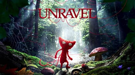 Unravel Wallpaper by Unravel Soundtrack The Sea 2