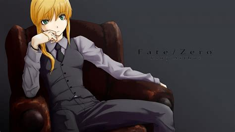 fate anime series viewing order saber fate zero anime fate series wallpaper 99324