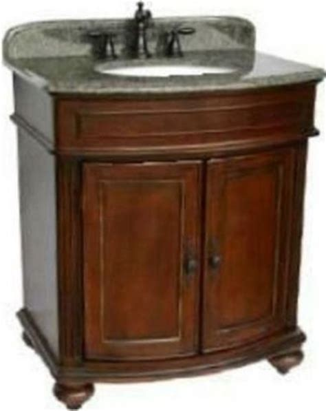 Distressed Cherry Country Bathroom Vanity by Westport Bay 5300 3000 1005 Vanity 30 Quot Distressed Cherry