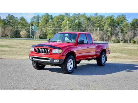 Used Toyota Tacomas For Sale by 2001 Toyota Tacoma Trd For Sale By Owner In Houston Tx 77007