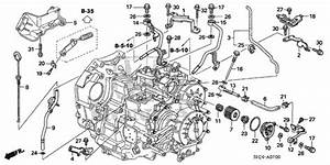 2006 Honda Odyssey Parts Diagram