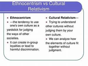 PPT - Subcultur... Cultural Relativism