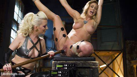 Strap Sales And Personal Website Subscriptions Cherry Torn Cherie Deville In Cute Silky Lesbians Electro