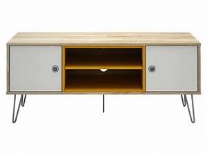 Meuble Tv Petit : meuble tv bristol vente de meuble tv conforama ~ Teatrodelosmanantiales.com Idées de Décoration