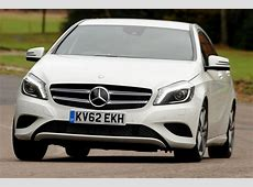 Mercedes A200 CDI Mercedes AClass vs Volvo V40 Auto