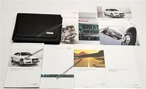 2013 Audi A5 S5 Coupe Owners Manual User Guide V4 2 0l 2