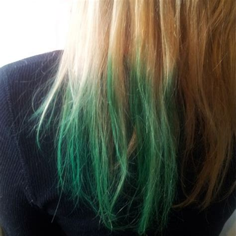 Hair Chalk Green Cleopatra Hair Extensions