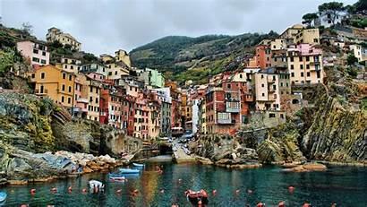 Terre Cinque Europe Italy Landscape Building Coast