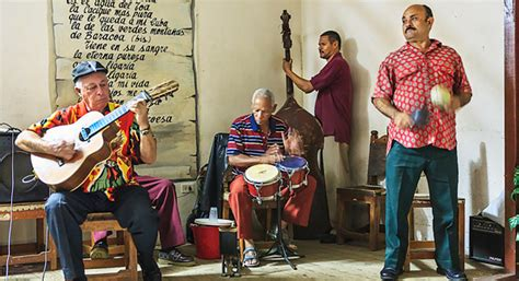 Forced to cuba by the spanish settlers in order to work the gold mines, sugar and tobacco plantations, the majority of the slaves were originally. Best Caribbean Islands for Music   TropixTraveler