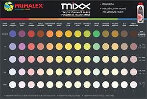 Vzorník barev primalex