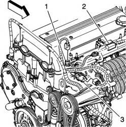 similiar 4 liter engine cam sensor on keywords chevy firing order on chevy 2 4 liter engine diagram cam sensor