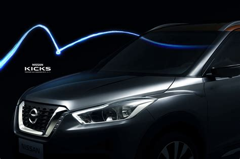 Nissan Kicks 2020 Panama by Nissan Kicks Production Version Front Fascia Shown