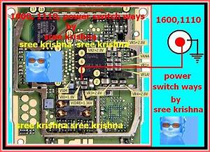 Nokia 2310 Power Switch Button Ways Jumpers Solution