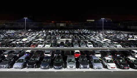 Frankenbach Vehicle Logistics Center | Musco Lighting