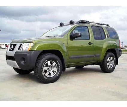 Nissan Terra Backgrounds by 1230carswallpapers Nissan Xterra Green