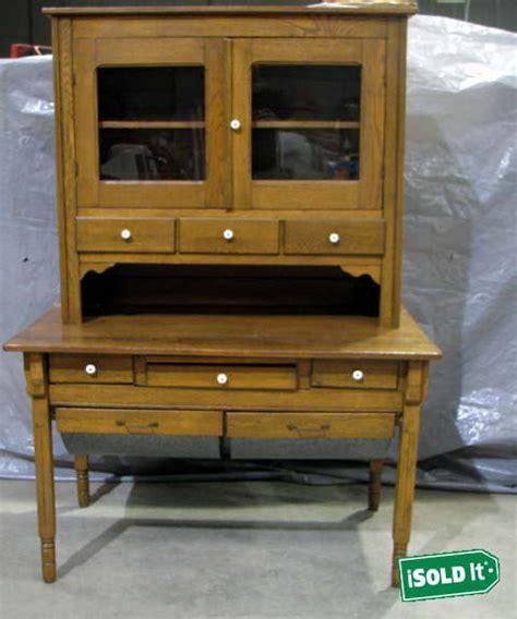 antique possum belly cabinet vintage antique wooden possum belly hoosier cabinet hutch