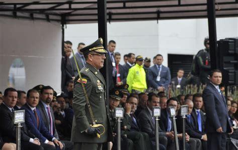 si鑒e d interpol asumió el cargo el nuevo director de la dijín