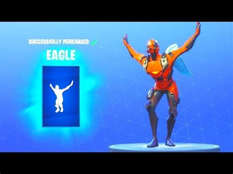 eagle emote fortnite battle royale youtube