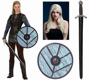 Vikings Makeup Tutorial - Halloween Costumes Blog