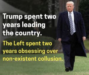 trump spent  years leading  country  left spent
