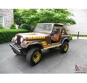 Jeep CJ 7 Renegade