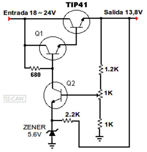 la web hoy regulador 12 voltios