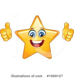 Gold Star Thumbs Up