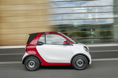 New 2017 Smart Fortwo Cabrio A Cute Convertible For The
